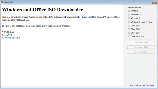 free office software for windows 10