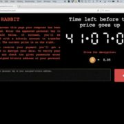 How To Remove Bad Rabbit Ransomware