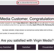 "Remove ""Dear Virgin Media Customer Congratulations"" Pop up ""Malware"" (Safari/Chrome/FF)"