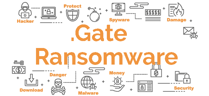 Remove .Gate Ransomware (+File Recovery)