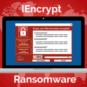 Remove IEncrypt Ransomware (+File Recovery)