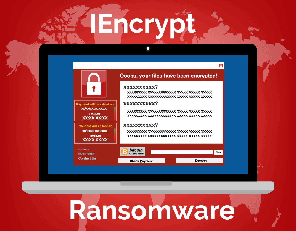 IEncrypt Ransomware Removal guide for windows