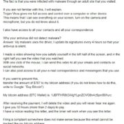Remove 1JBFFHR8tGiMgYLpnZCVG8n4cSpm591urc Bitcoin Email Virus