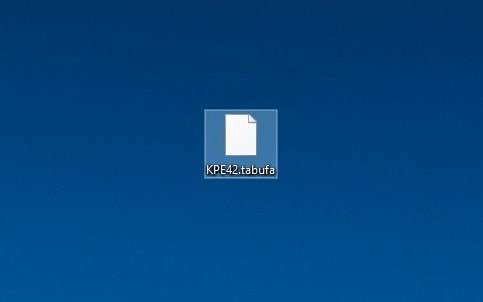 .Tabufa Removal guide for windows and mac