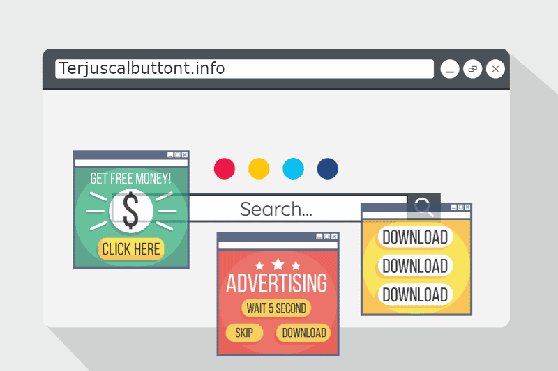 Terjuscalbuttont.info Removal Guide for windows and mac