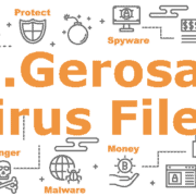 Remove .Gerosan Virus (File Recovery+ Ransomware Removal)