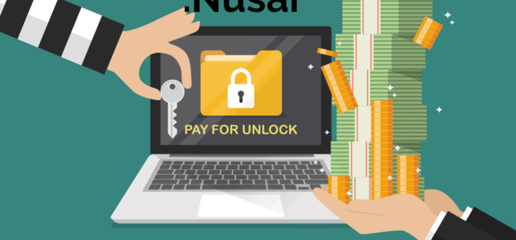 Remove .Nusar Virus File Ransomware (+File Recovery)