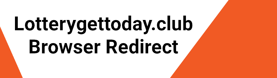 """Guide for Lotterygettoday.club """"Virus""""removal for windows"""