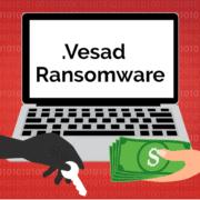 Remove .Vesad File Virus Ransomware (+File Recovery)
