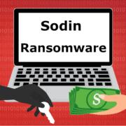 Remove Sodin Ransomware (+File Recovery)
