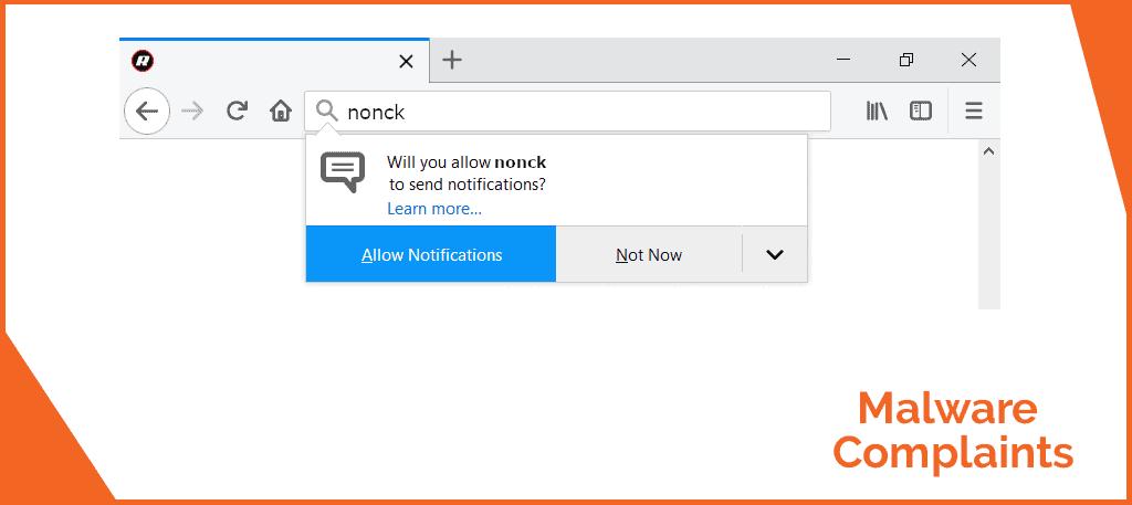 Nonck virus
