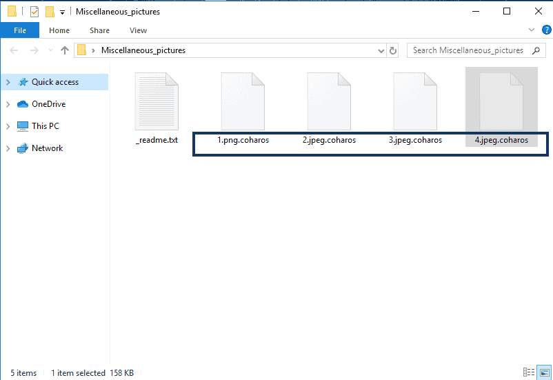 .Coharos File