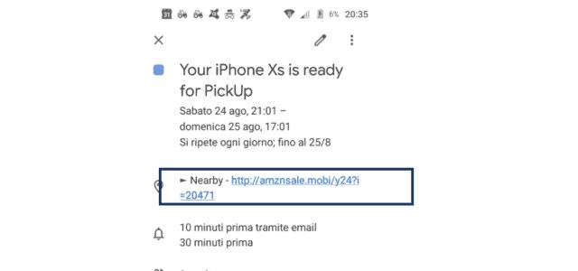 Remove Amznsale.mobi Virus (iPhone/Mac Guide)