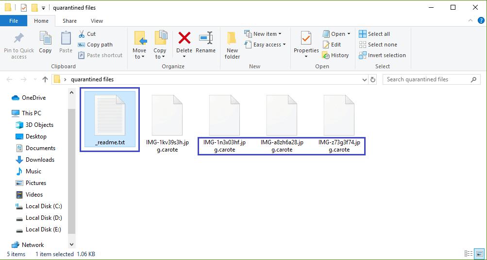 .Carote File