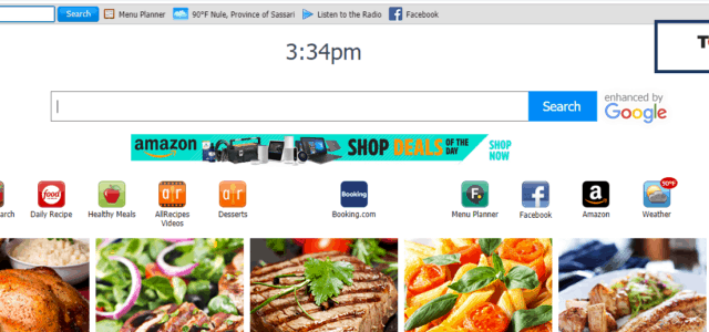 How To Remove Total Recipe Search Toolbar (Chrome/FF/IE)