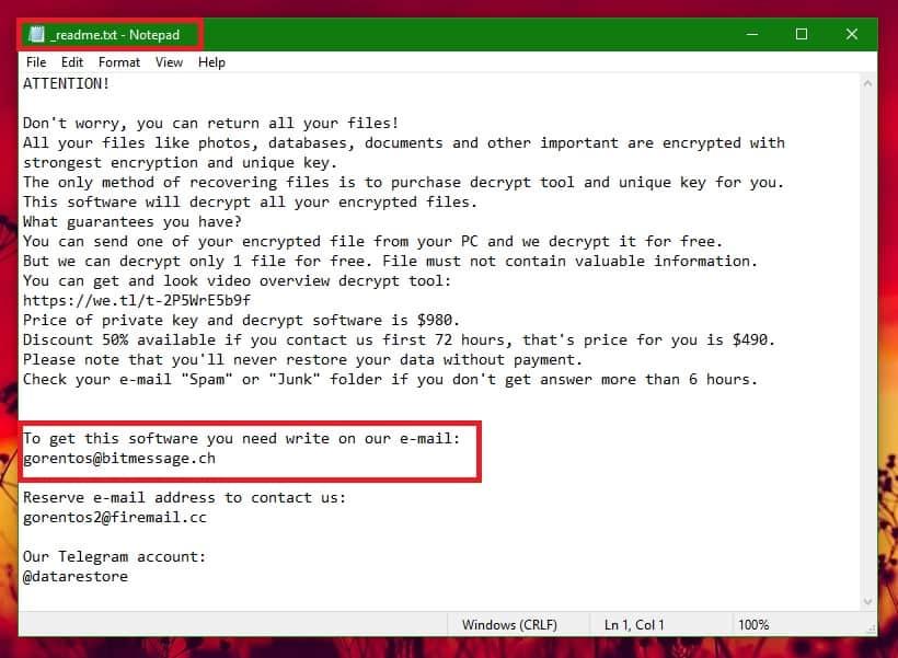 gorentos@bitmessage.ch virus