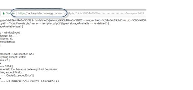 Remove Laubeyrietechnology.com Malware (Chrome/FF/IE)