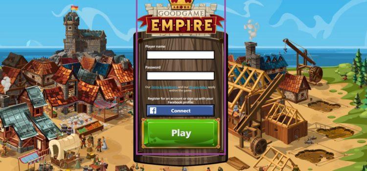 Remove Goodgame Empire Virus