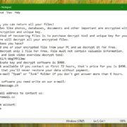 Remove Masok Virus Ransomware (+ .Masok File Recovery)