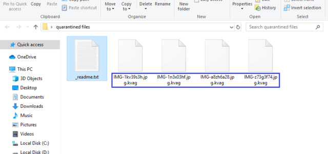 Kvag Virus Removal (+ .Kvag File Recovery)
