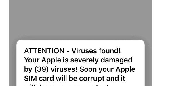 Remove Number One Vpn Virus (iPhone/Mac)