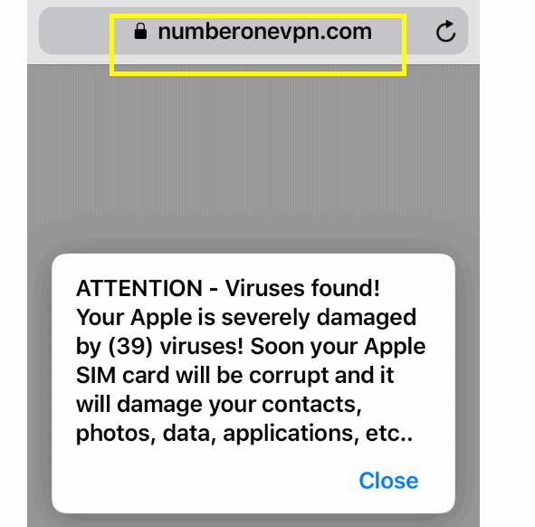 Number One Vpn Virus