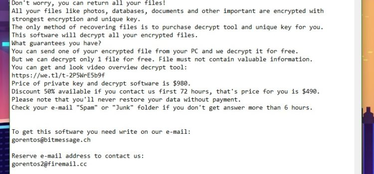 Moka Virus Removal (+ .Moka File Recovery)