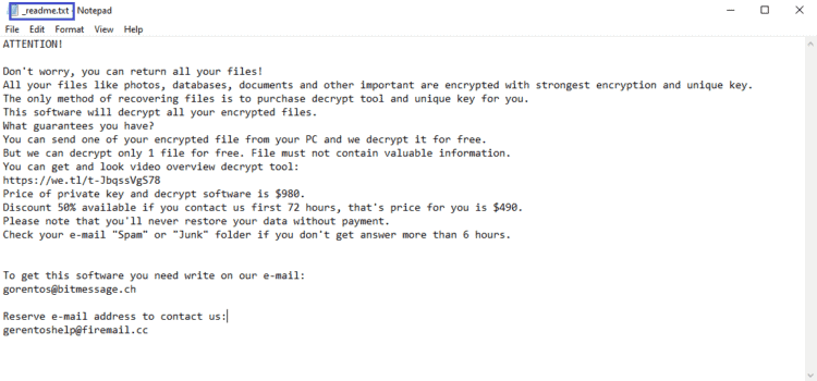 Remove .Leto Virus Ransomware File (+Recovery)