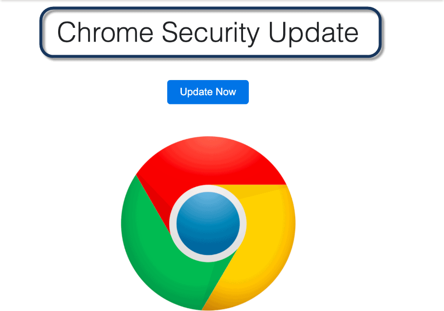 Chrome Security Update